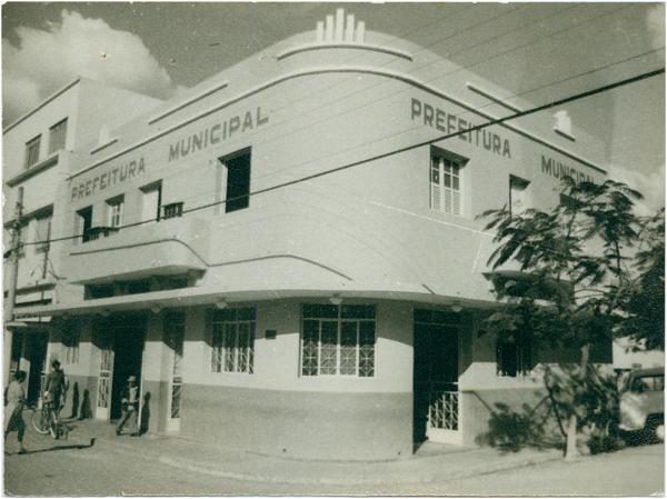 Prefeitura Municipal : Barra de São Francisco, ES - [19--]