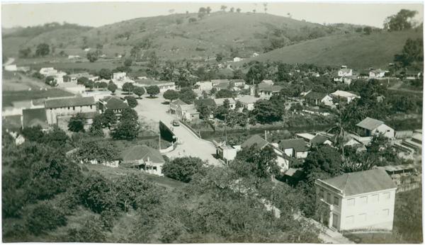Vista panorâmica da cidade : Iconha, ES - [19--]
