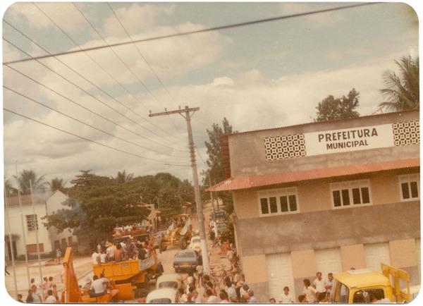 Prefeitura Municipal : Rua Uirapuru : Jaguaré, ES - [19--]