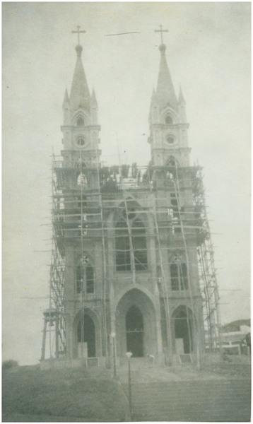 Igreja Matriz de Nossa Senhora Medianeira : Itaguaçu, ES - [19--]