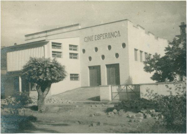 Cine Esperança : Itaguaçu, ES - [19--]