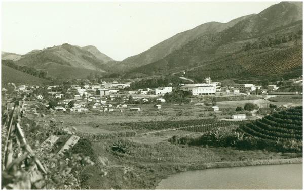 Vista panorâmica da cidade : Venda Nova do Imigrante, ES - [19--]