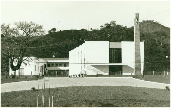 Igreja Matriz de São Pedro Apóstolo : Venda Nova do Imigrante, ES - [19--]