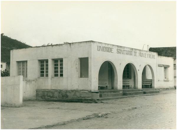 Unidade Sanitária de Muniz Freire : Muniz Freire, ES - [19--]
