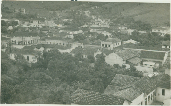 Vista panorâmica da cidade : Alegre, ES - [19--]