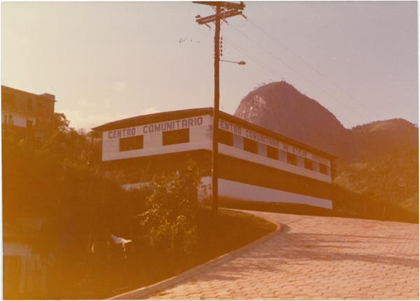 Centro comunitário : Atílio Vivacqua, ES - [19--]