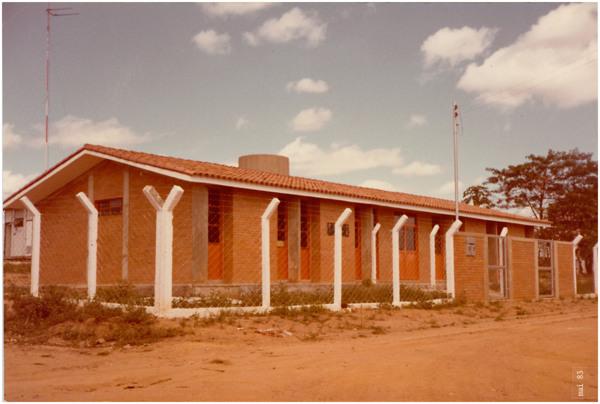 Centro de saúde : Água Limpa, GO - 1983