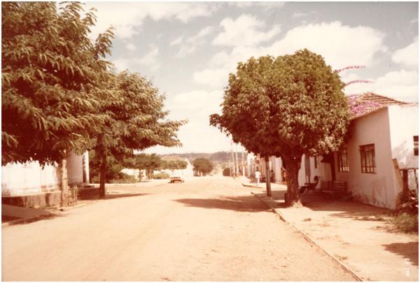 Rua do Comércio : Água Limpa, GO - 1983