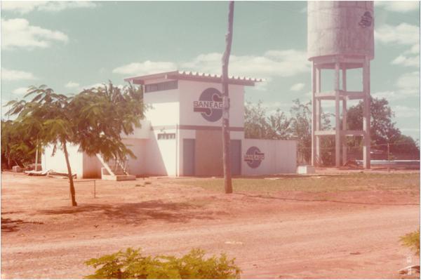 Saneago : Alexânia, GO - 1983