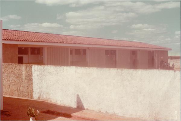 Colégio estadual 31 de Março : Alexânia, GO - 1983