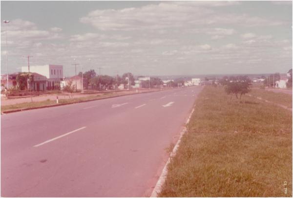 Av. Brasília : Alexânia, GO - 1983