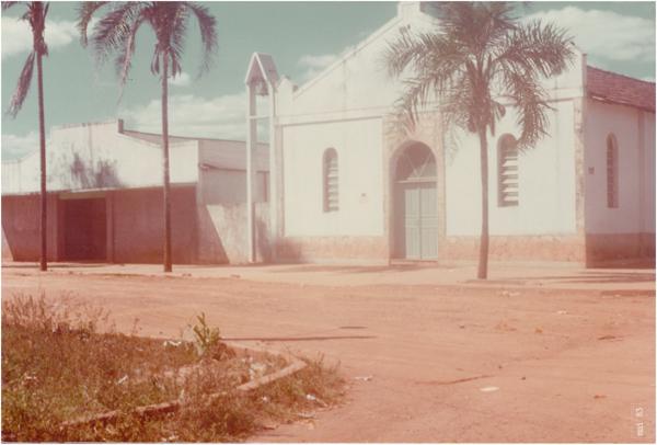 Paróquia Coração de Maria : Alexânia, GO - 1983