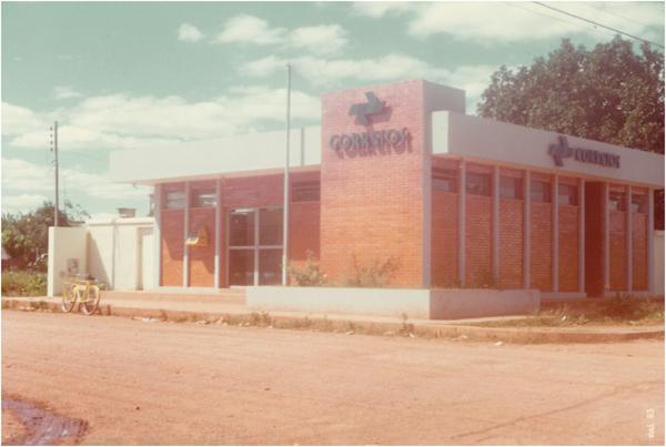 Correios e Telégrafos: Alexânia, GO - 1983