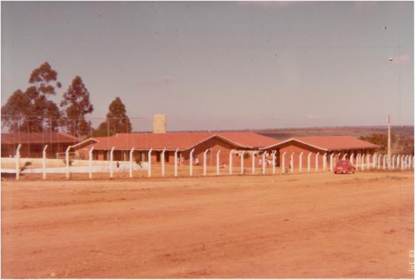 Colégio Estadual Osório Rodrigues de Camargo : Abadiânia, GO - 1983