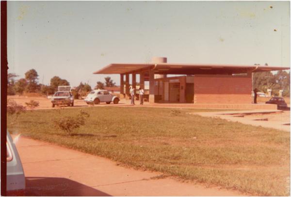 Estação Rodoviária : Abadiânia, GO - 1983