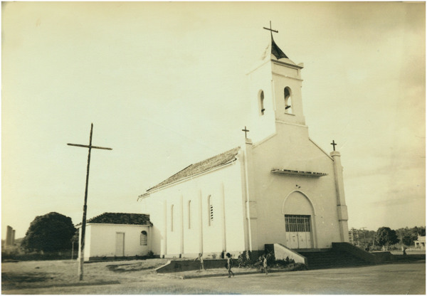 Igreja de São José : Anhanguera, GO - [19--]