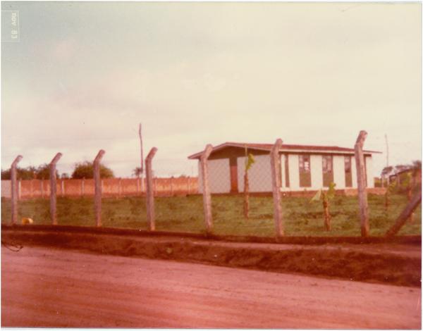 Posto de Saúde da Osego : Aporé, GO - 1984