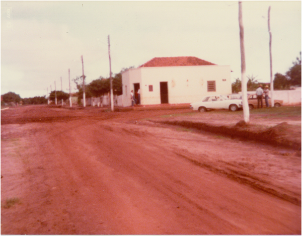 Prefeitura Municipal : Aporé, GO - 1983