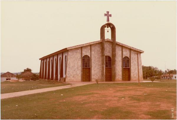 Paróquia Nossa Senhora da Guia : Araguapaz, GO - 1983