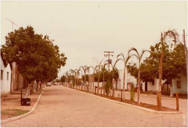 Avenida Goiás : Araguapaz, GO - 1983