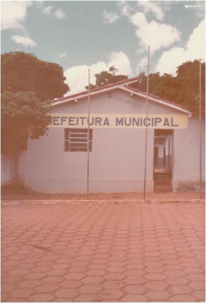 Prefeitura Municipal : Campestre de Goiás, GO - 1984