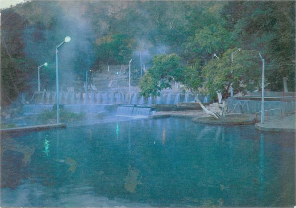 Pousada do Rio Quente – Parque das Águas : Caldas Novas, GO - [19--]