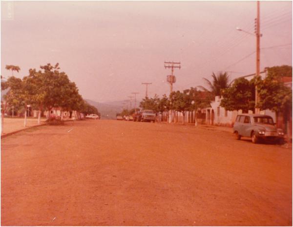Rua Goiás : Barro Alto, GO - 1983