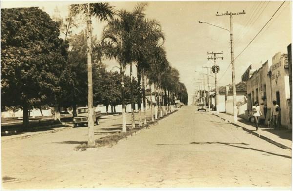 Av. Barão do Rio Branco : Corumbaíba, GO - [19--]