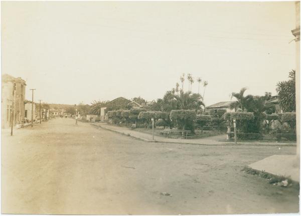 Av. Araguaia : Jardim de Caiapônia : Caiapônia, GO - [19--]