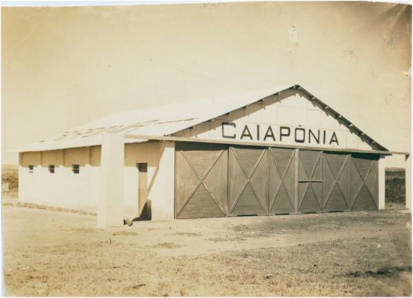 Hangar Caiapônia : Caiapônia, GO - [19--]