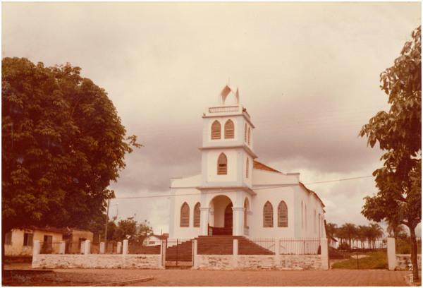Igreja Cristã Evangélica : Cristianópolis, GO - 1983