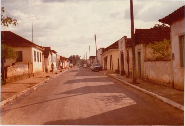 Rua do Comércio : Cristianópolis, GO - [19--]
