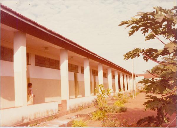 Escola Estadual de 1º Grau Antonio Mendes : Diorama, GO - [19--]