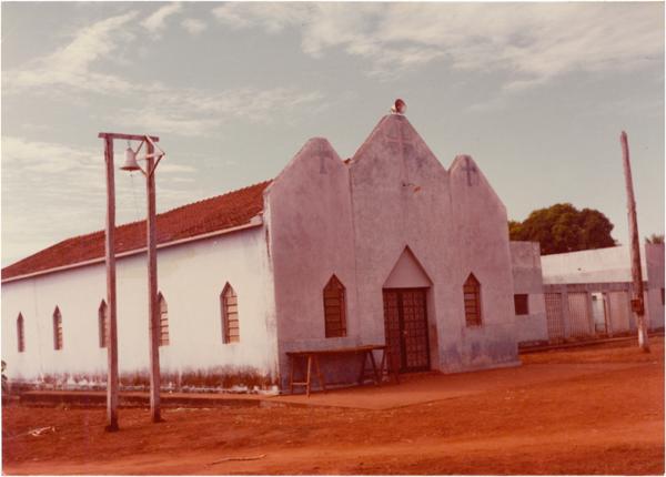Igreja Nossa Senhora da Piedade : Diorama, GO - [19--]
