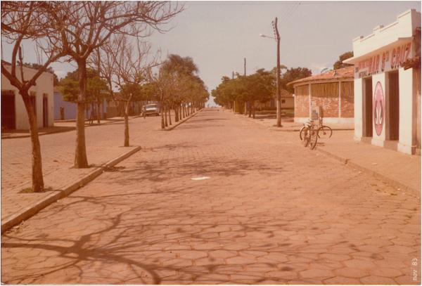 Rua Balbino de Mendonça : Diorama, GO - [19--]