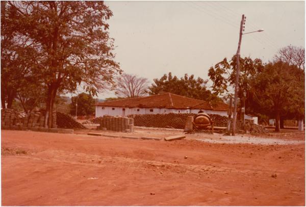 Fábrica de briquetes : Brazabrantes, GO - 1983