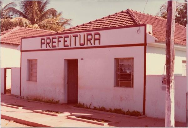 Prefeitura Municipal : Formoso, GO - 1983