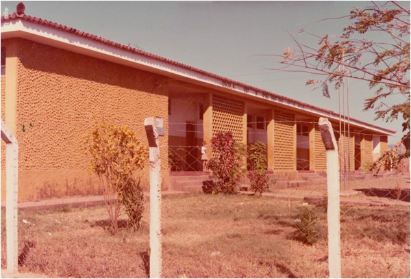 Colégio Estadual Prof. Ênio Martins Arruda : Formoso, GO - 1983