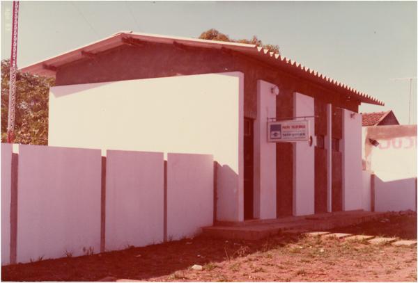 Telegoiás : Formoso, GO - 1983