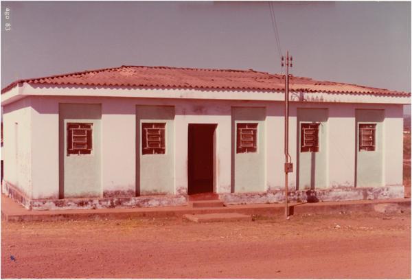 Unidade Sanitária : Formoso, GO - 1983