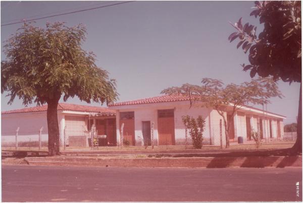 Colégio Estadual Dom Emanuel : Goiandira, GO - 1984
