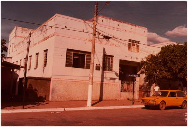 Prefeitura Municipal : Goianésia, GO - 1983