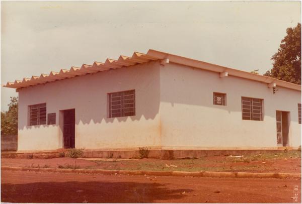 Posto de Saúde da Osego : Goianápolis, GO - 1983