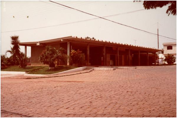 Estação rodoviária : Goianira, GO - 1983