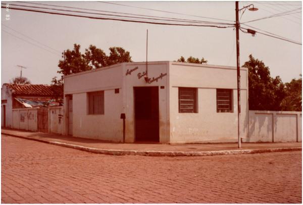 Agência Postal Telegráfica : Goianira, GO - 1983