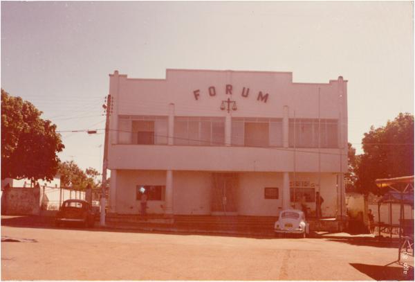 Fórum : Inhumas, GO - 1983