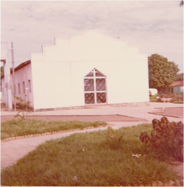 Igreja Dom Bosco : Israêlandia, GO - [19--]