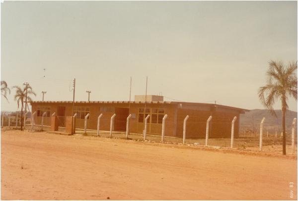 Escola Estadual de 1º Grau José Alves de Assis : Israêlandia, GO - 1983