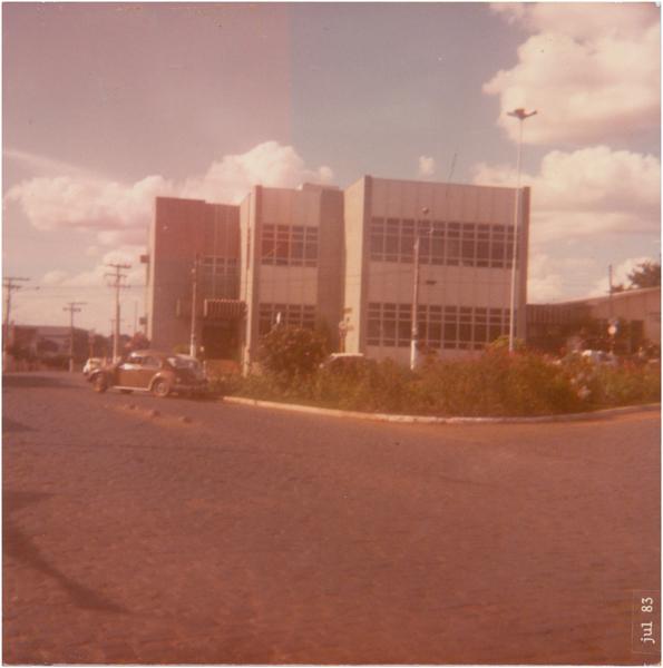 Banco do Brasil S.A. : Ipameri, GO - 1983