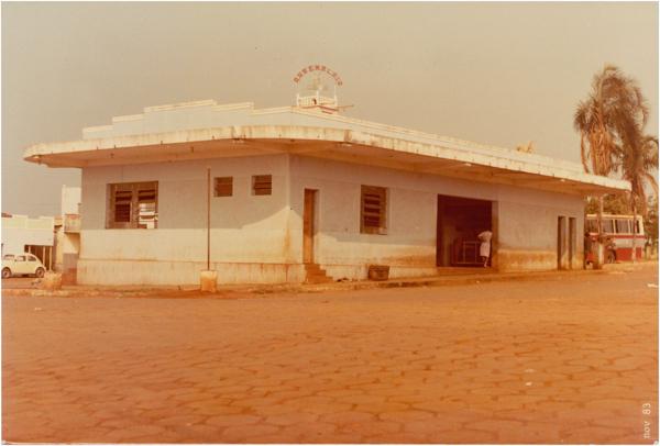 Estação rodoviária : Itaguaru, GO - 1983